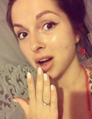 Невеста я))) — Нюша выходит замуж