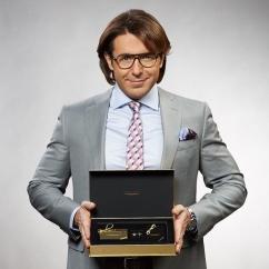 Андрей Малахов празднует 45 лет.