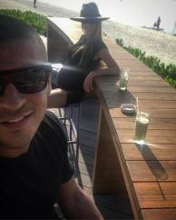 Антон Беляев скоро станет отцом.