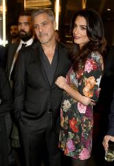 Джордж Клуни станет папой. (Фото)