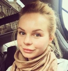 Алиса Вокс попала в ДТП в Санкт-Петербурге