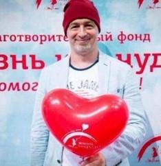 Скончался основатель фонда «Жизнь как Чудо» Алексей Мошкович.