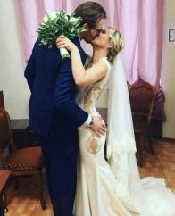 Телегин и Пелагея стали родителями
