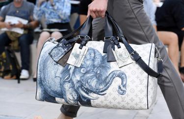 Louis Vuitton и Чепмены выпустили совместную коллекцию