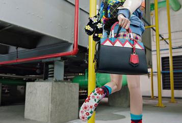 Промо ролик весенне-летней коллекции Prada