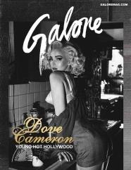 Dove Cameron снялась для Galore