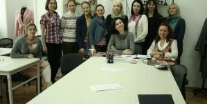 Ателье клёш провели практический семинар АТЕЛЬЕ КАК АВТОРСКИЙ БИЗНЕС
