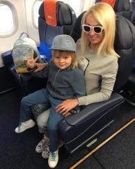 Рюкзачок сына Плющенко и Рудковской стоит как авто