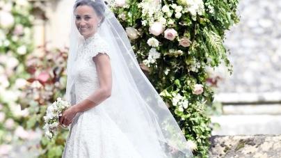 Свадьба сестры Кейт Миддлтон сегодня