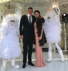 Невеста Тарасова скоро родит ребёнка