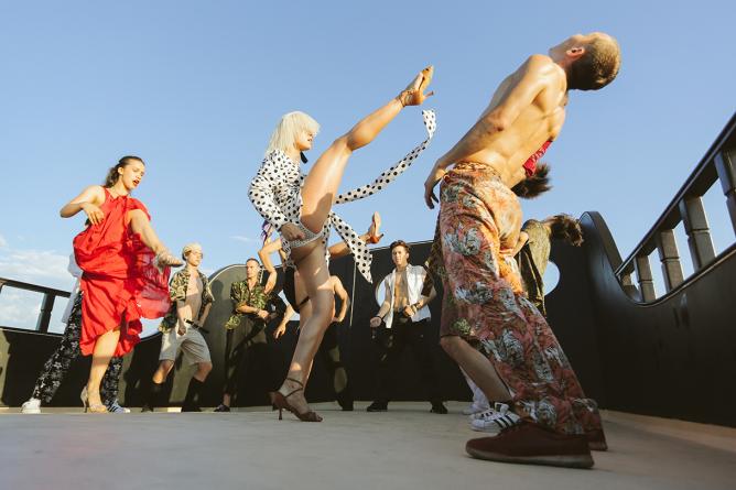 MONATIK выпустил фирменное танцевальное вещество — Vitamin D