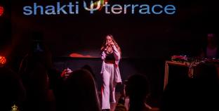 ВИА Гра и Мари Краймбрери на сцене Shakti Terrace