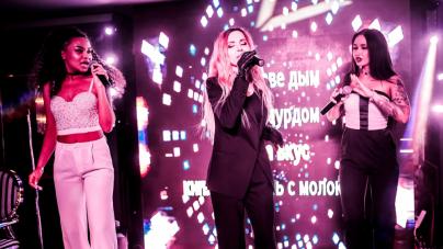 Осенний звездопад на fashion-вечеринке «Спой со звездой» в караоке «FORTEПЬЯНО»