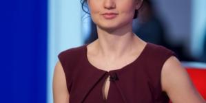 Вероника Романова вошла в тройку самых интеллектуальных телеведущих