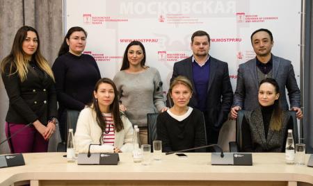 Встреча руководителей и партнеров Fashioncluster`а МТПП.