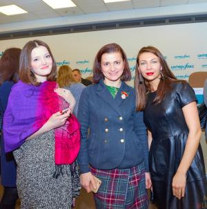 Пресс-конференция Российские дизайнеры