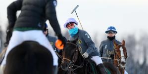 Московский кубок по поло на снегу