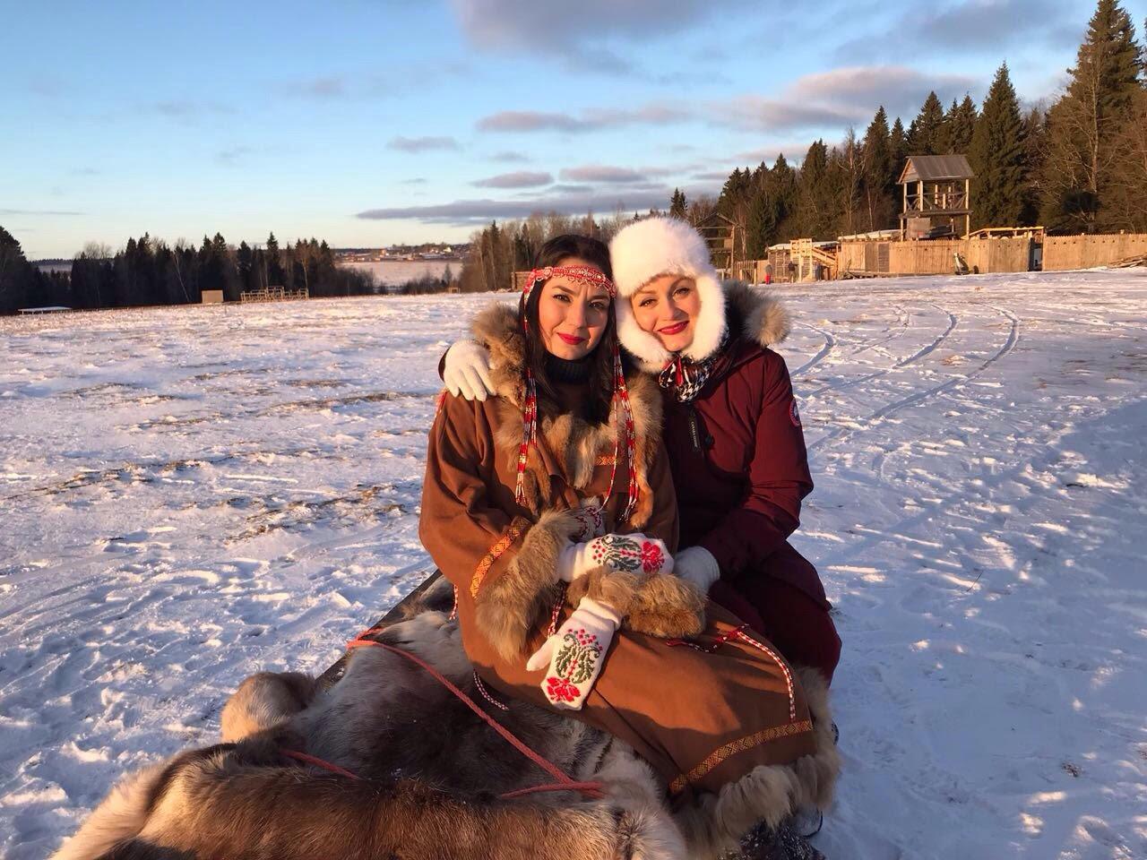 Рада Рай и Наталья Дольче
