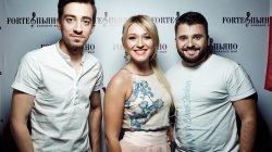 Группа DoReDos впервые выступила в Москве.