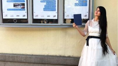 Вероника Романова получила диплом актрисы