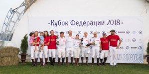 Московский поло клуб закрыл летний игровой сезон