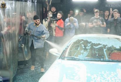 Официальное открытие BLACK STAR CAR WASH