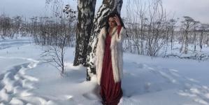 Рада Рай замела снегами известного актера