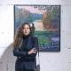 Иннокентий Баранов представил в Art Residence выставку «История любви»