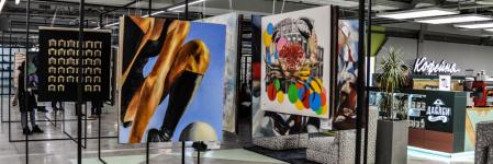 Торжественное открытие арт-площадки ARTLINE PROJECT