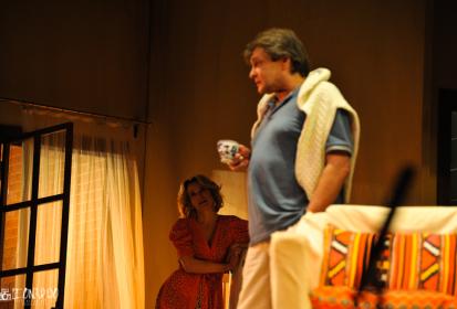 Новая постановка Кончаловского «Сцены из супружеской жизни»