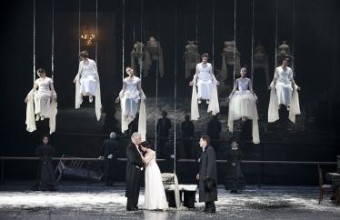 Театр Вахтангова покажет спектакль «Евгений Онегин» в Китае
