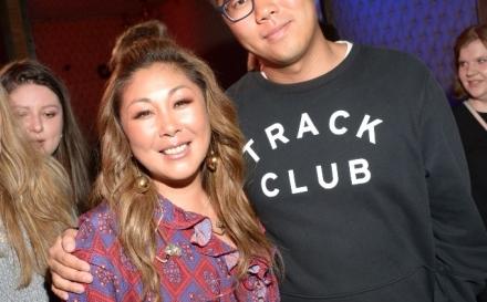Анита Цой поработала на бэк-вокале у своей домработницы