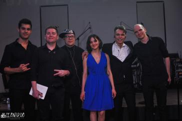 Презентация NoName Band в клубе WoW