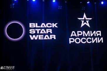 Новая коллекция Black Star Wear совместно с Армией России