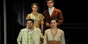 Вечер в Сорренте Тургенева на сцене театра АпАРТе