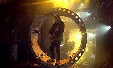 Новый клип Бориса Гребенщикова в стиле Rammstein