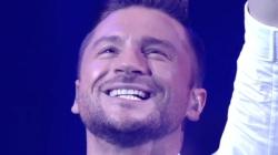 Сергей Лазарев занял третье место на Евровидении