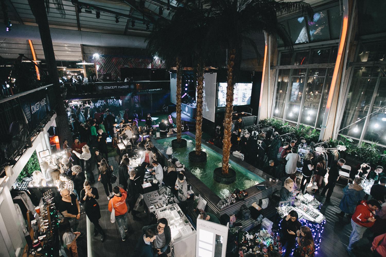 Фестиваль Концептуальной Моды и Дизайна CONCEPT SUMMER FEST