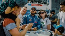 Drift Expo на трассе ADM Raceway