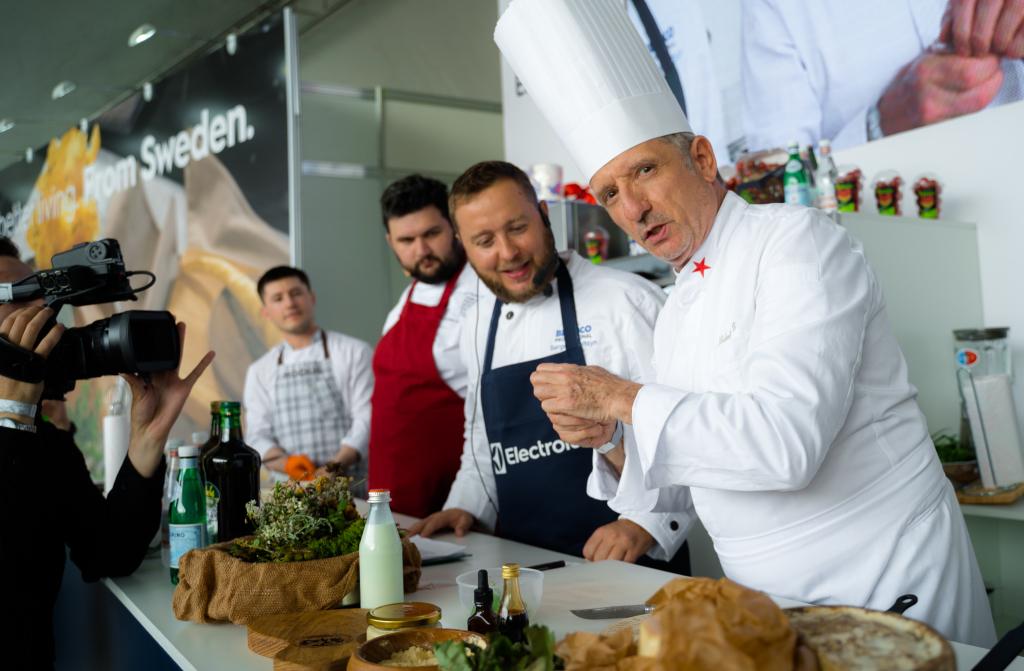 Праздник вкуса – фестиваль Taste Moscow в Лужниках