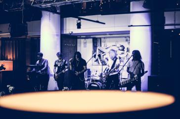 Юбилейный концерт группы Земляне в Tatler Club