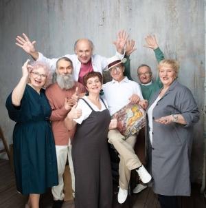 Стартовал интернет-конкурс Бабушка, дай пять!