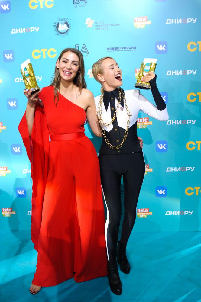 Тимати, Клава Кока, Мот и TERNOVOY получили главные награды на премии Дай пять
