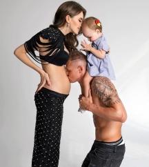 Костенко и Тарасов ждут второго ребенка