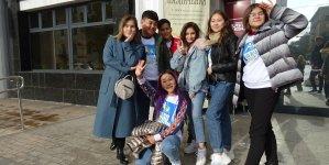 Дети из разных стран приняли участие в молодежном этнокультурном лагере Диалог культур