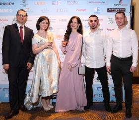 Премия THE MOSCOW LIFE & BUSINESS AWARDS прошла в Москве