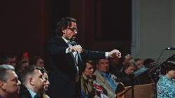 Праздничный гала-концерт Christmas Gala фонда Бельканто