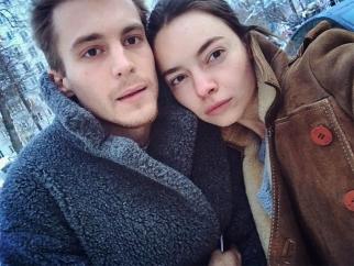 Иван Янковский публично признался в любви дочери Кинчева