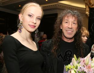 Владимир Кузьмин обвенчался с бывшей женой
