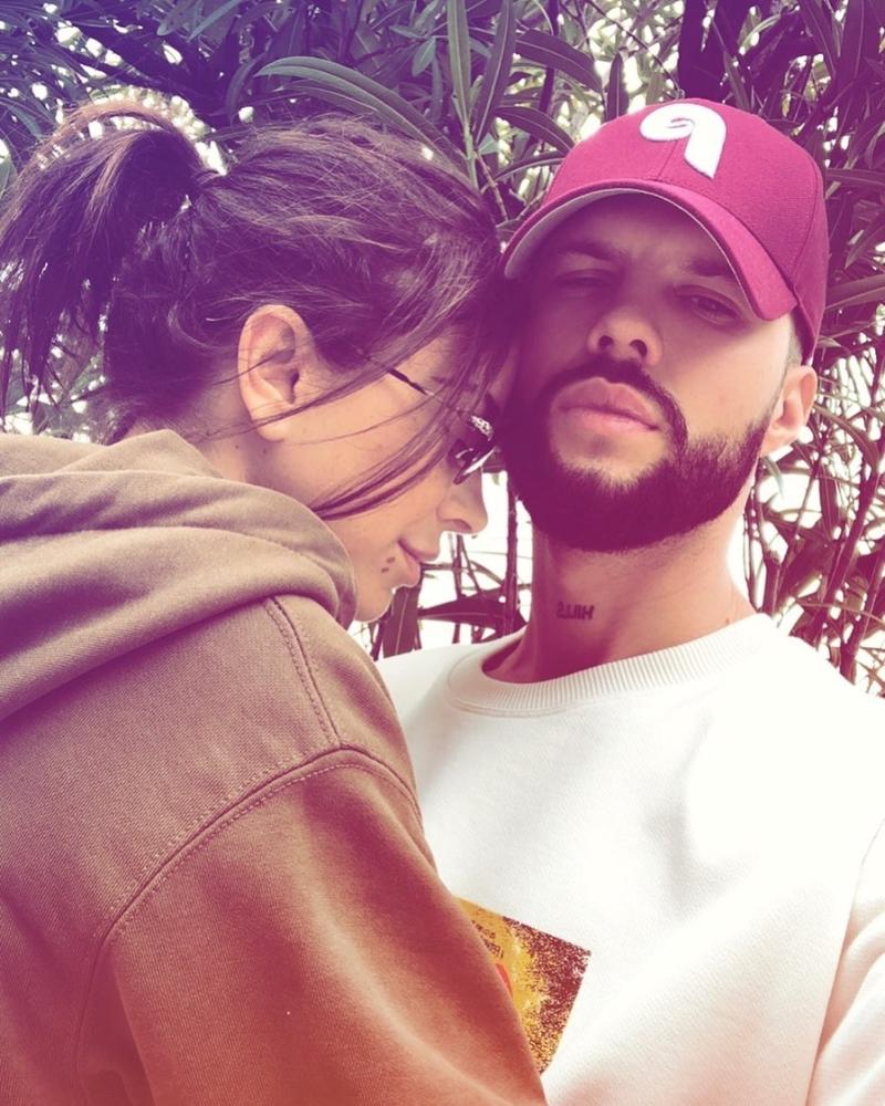 Ани Лорак поделилась редким фото со своим возлюбленным